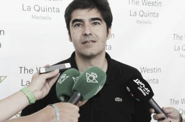 """Ángel Haro: """"Sé que vamos a competir en el Camp Nou"""""""