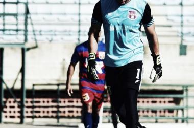 Ángel Hernández. Fotografía: Monagas Azulgrana.