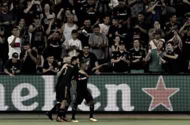 LAFC lanzado al liderato, Orlando City al Infierno. Fuente: AngelsOfParade