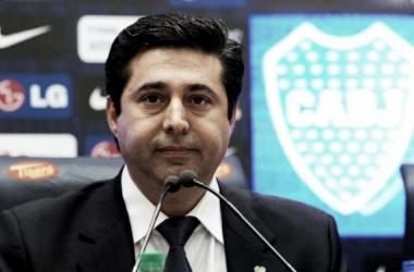 Angelici expresó en un comunicado que el fútbol argentino necesita un cambio. Foto: Andigital