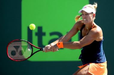 WTA Monterrey - La finale è Kerber - Pavlyuchenkova -Source: Matthew Stockman