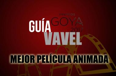 Premios Goya 2017: Mejor película animada