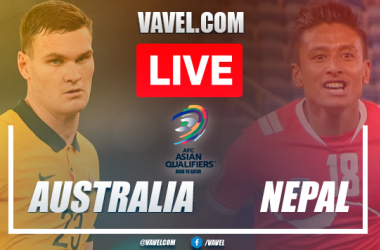 Goals and highlights: Australia 3-0 Nepal in Qualifiers AFC