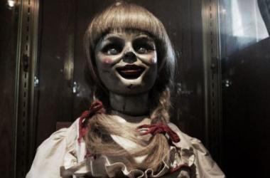 Annabelle, la muñeca diabólica protagonista del film (Foto: (sin efecto) metro)