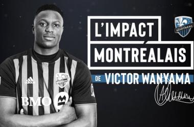 Montreal Impact sorprende con el fichaje de Victor Wanyama