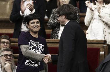 'Procés' revolucionario. | Foto: Parlament Catalunya