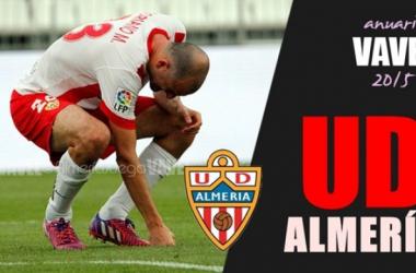 UD Almería 2015: annus horribilis