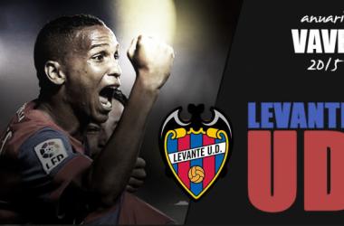 Levante UD 2015: salvado para volver a sufrir