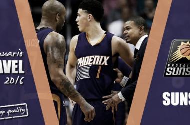 Anuario VAVEL 2016: Phoenix Suns, estancados en la mediocridad