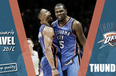 Anuario VAVEL 2016: Oklahoma City Thunder, el año de la metamorfosis