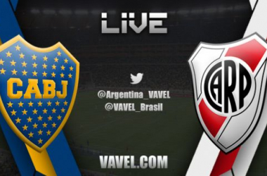 Resultado do jogo Boca Juniors x River Plat  na Copa Sul-Americana 2014