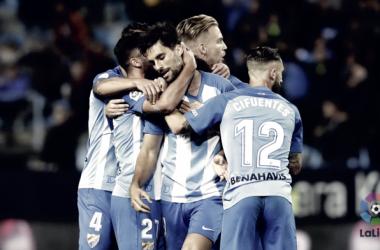 ¿Quién es el responsable de la eliminación copera del Málaga?