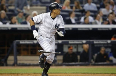 Yankees Sit Alex Rodriguez With Leg Tightness