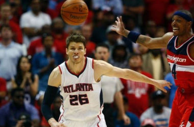 Hawks Look To Even The Series In Game 2 Against The Wizards