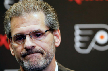 Philadelphia Flyers Relieved Ron Hextall Of His Team Duties | Photo: CSNPhilly.com