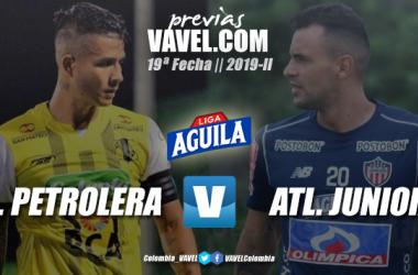Previa Alianza Petrolera vs. Junior de Barranquilla: duelo por la clasificación