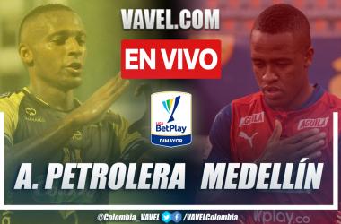 Alianza Petrolera vs Medellín EN VIVO (2-0)