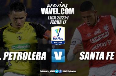Previa Alianza Petrolera vs. Independiente Santa Fe: por un paso a la clasificación