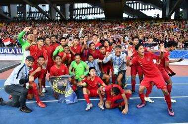 Indonesia Tuan Rumah Kualifikasi Piala Asia U-16 2020