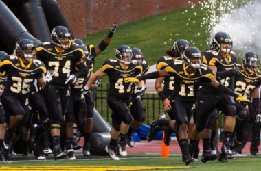 Appalachian State will play in the FBS in 2014. How will they fare? (Tyler Buckwell / Appalachian State Sports Information)