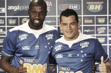 Miguel Samudio é oficialmente apresentado e projeta voos altos pelo Cruzeiro