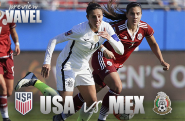 USWNT vs Mexico Preview: US hopes to continue unbeaten streak against rivals to the south