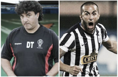 Apuzzo tendrá su primera experiencia en Copa Libertadores frente a Alianza Lima este 3 de febrero. Foto: americatv.com.pe
