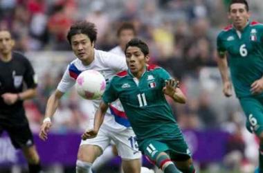 Corea del Sur será el primer rival del Tri en 2014