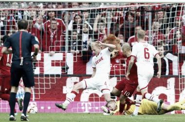 Bayern Munich 4-0 1. FC Köln: Bayern completely outclass Köln in a ruthless attacking masterclass