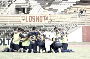 Se ubican sextos en la tabla | Foto: Aragua FC