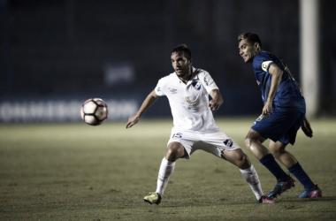 Arango define al Zulia FC / Foto: Prensa Nacional de Montevideo