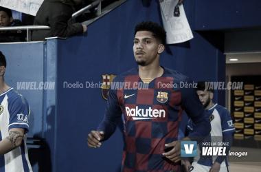 Ronald Araujo, jugador del Barcelona | Foto: Noelia Déniz - VAVEL