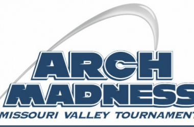 The logo for the Missouri Valley tournament/Photo: Missouri Valley Conference website