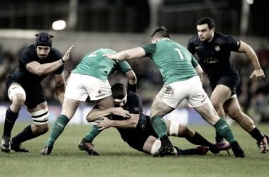 Los Pumas cerraron la temporada con una derrota ante Irlanda