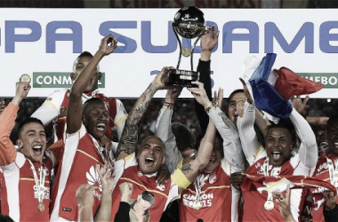 Independiente Santa Fe alista maletas para el sueño Intercontinental
