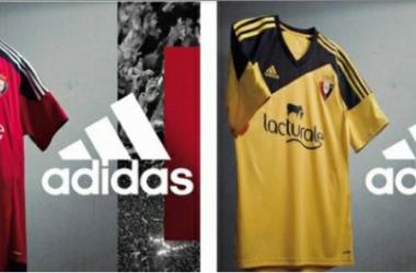 Osasuna y Adidas enseñan las nuevas camisetas