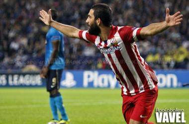 El Atlético puede lograr su mejor racha en Champions