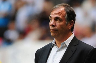 LA's Galaxy head coach Bruce Arena will need to address the numerous issues ahead of the Galaxy this off season. Photo provided by USA TODAY Sports.
