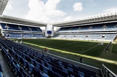 Santos pode jogar clássico com o São Paulo na Arena Pantanal