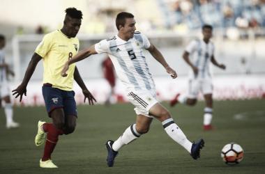 La Argentina cayó ante Ecuador en el hexagonal final