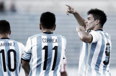Tras su exelente torneo con la Selección, Gio apunta alto (Foto: Televisión Digital).