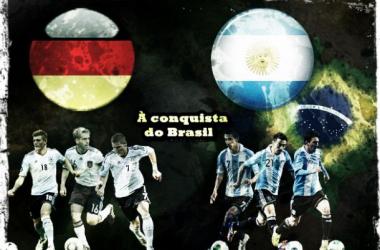 Alemanha e Argentina podem carimbar passagem à próxima fase
