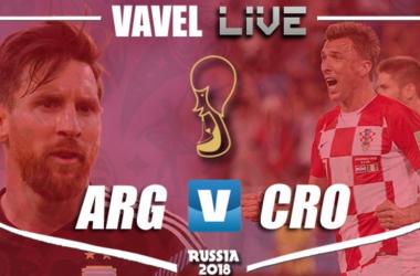 Argentina face a crunch clash against Croatia on Thursday evening