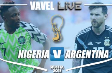 Nigeria vs Argentina | Foto: VAVEL