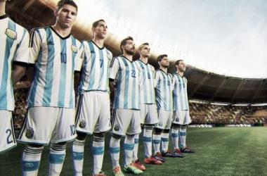 Análise Táctica: Argentina