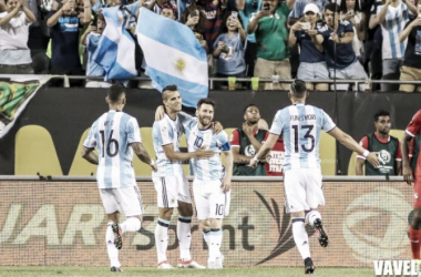 Copa America Centenario: Argentina aiming for the trophy