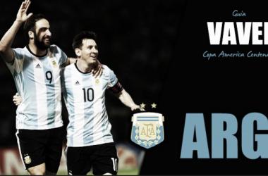 Guía VAVEL Copa América Centenario: Argentina| Foto: VAVEL México