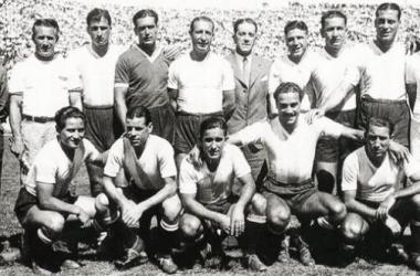 1941: Primer conquista en suelo chileno