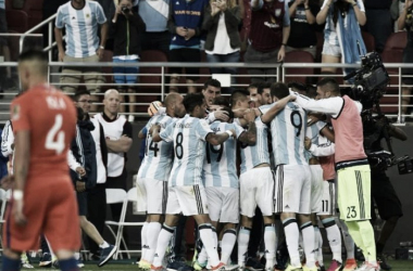 Argentina are optimistic of lifting the Copa America. Source: Visionnoventa