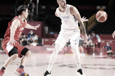Basquet: Argentina fue contundente y avanza a los cuartos de final